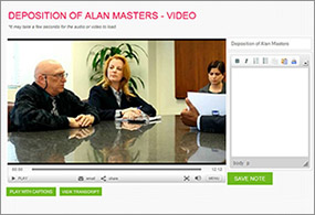 Interactive audio and video situations with different staff members, clients, and personality types