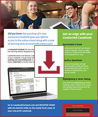 Connected eBook Student Flyer